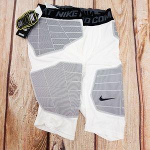 New Nike Men's Pro Combat Padded Shorts
